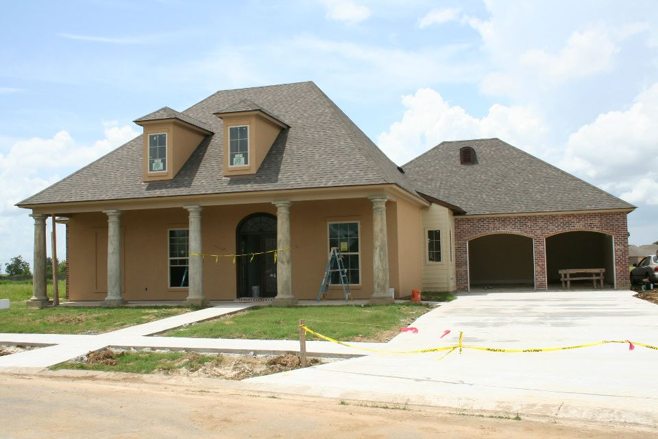 Acadian home builders for Acadian home designs