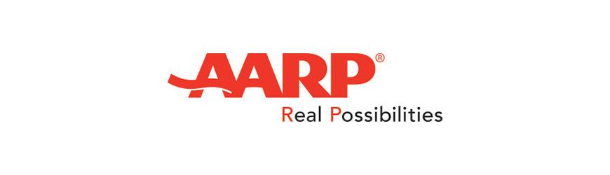 AARP header