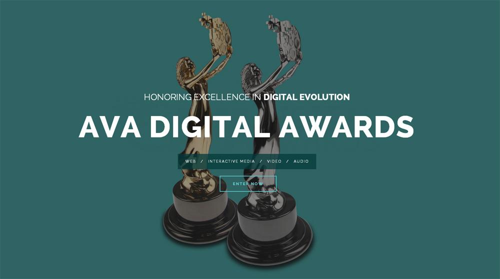 AVA Digital Awards Now Open
