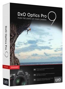 DxO Optics Pro v9