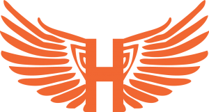 H Logo-orange