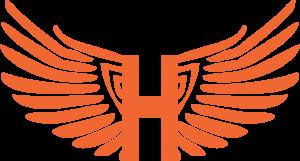H Logo-orange