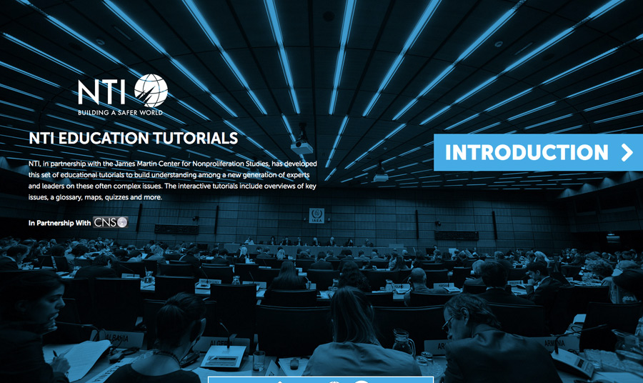 NTI Education Tutorial