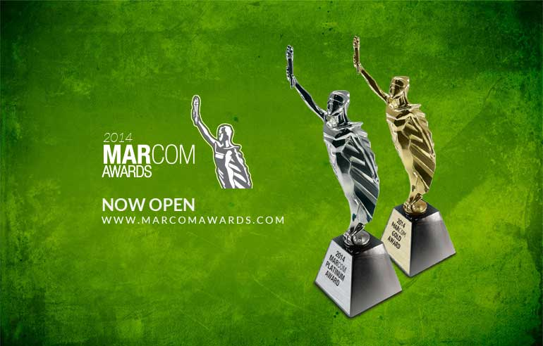 2014 MarCom Awards Now Open