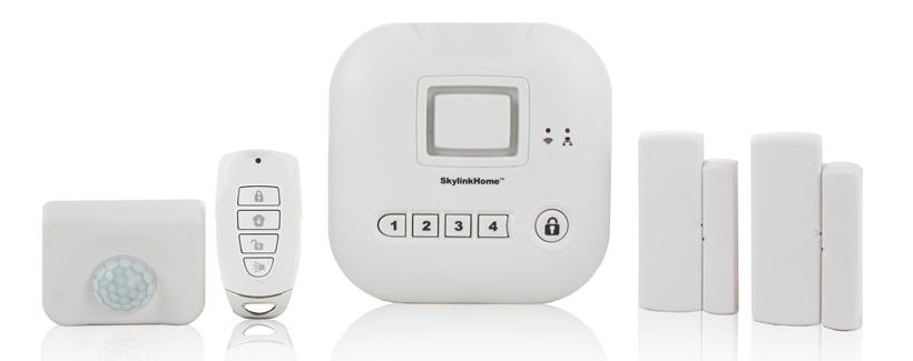 SkylinkNet-Home-Alarm-System