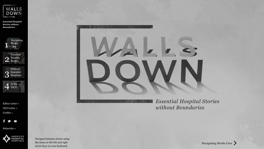 Walls Down Online Magazine