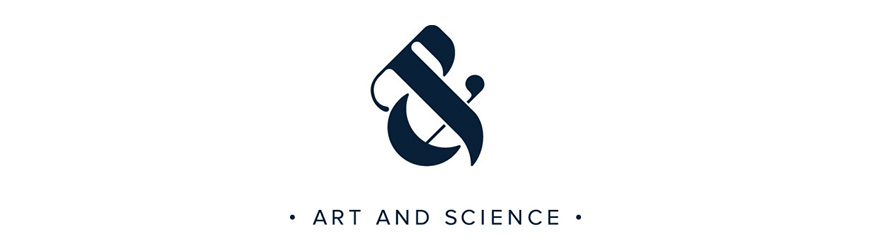 art and science header