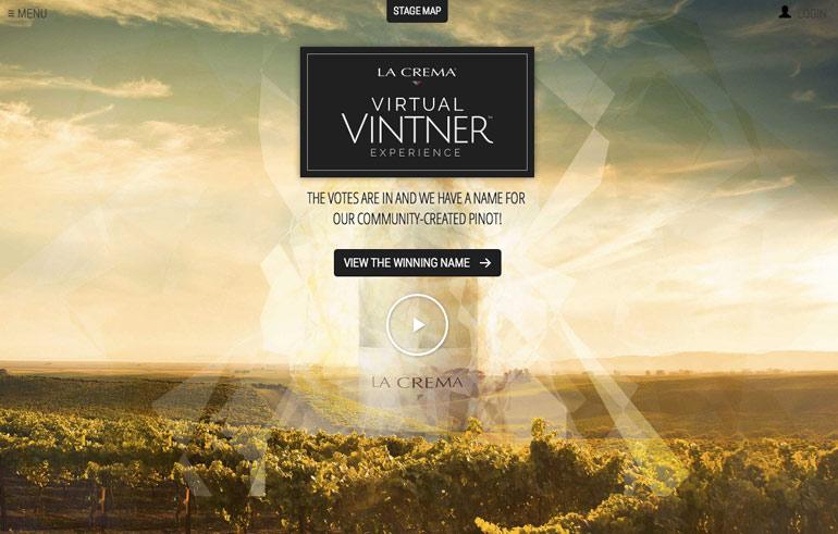 La Crema Virtual Vintner