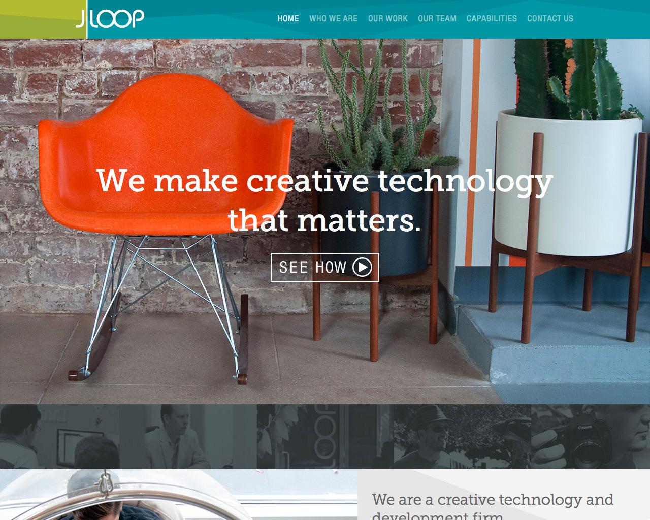 jloop homepage