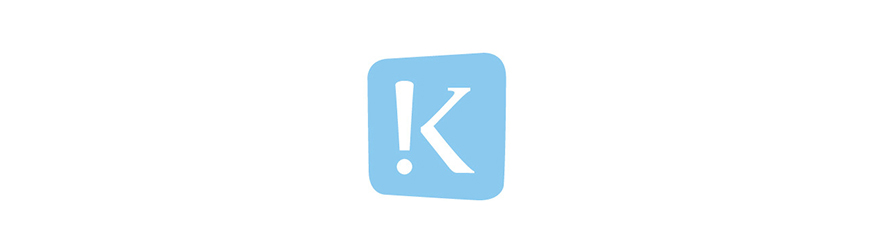 klick logo for blog