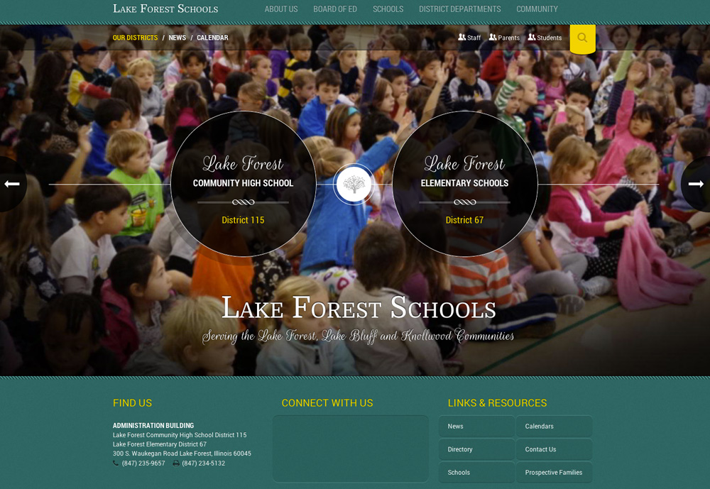 Lake Forest Schools