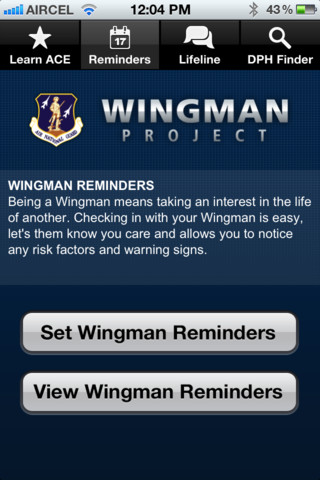 Wingman Project