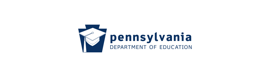 pennsylvania department of education header