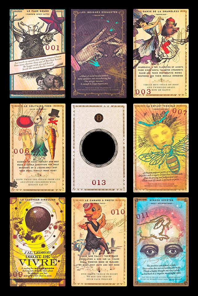 Ultra Creative Card Deck
