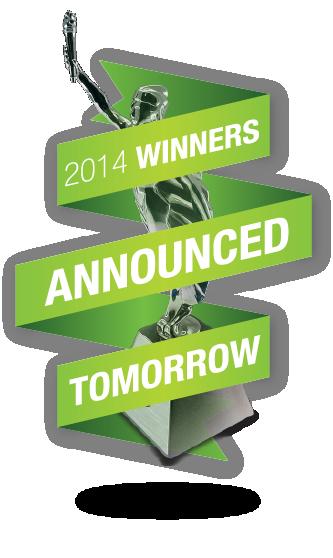 winners announced tomorrow
