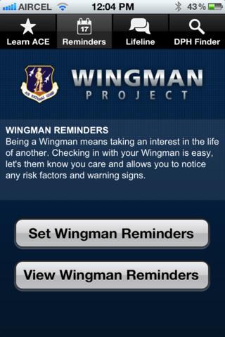 Wingman Project