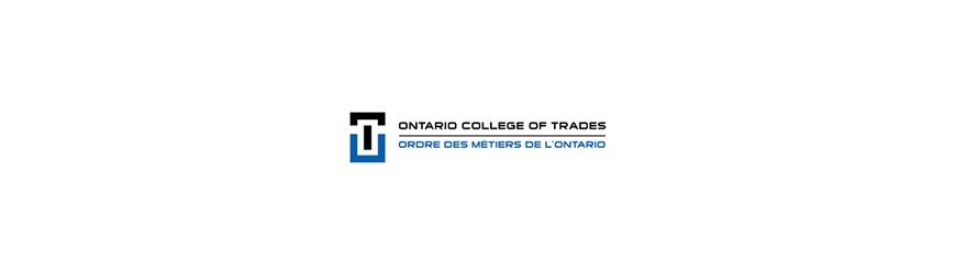 ontario college of trades header