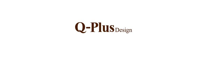 q plus design header