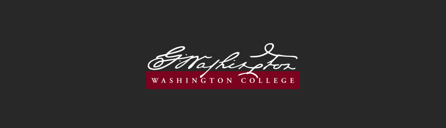 washington college header